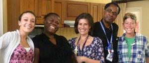 The White Oak Cottages Staff