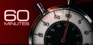 60 minutes logo, 90+ study, alzheimers, Alzheimer's
