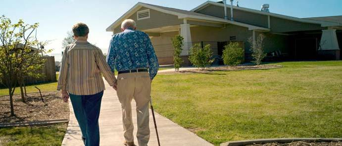 White Oak Cottages assisted living model encourages Residents to participate with the daily tasks, which helps them maintain a sense of purpose and a normal rhythm.