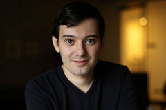 Martin Shkreli, former pharmaceutical executive